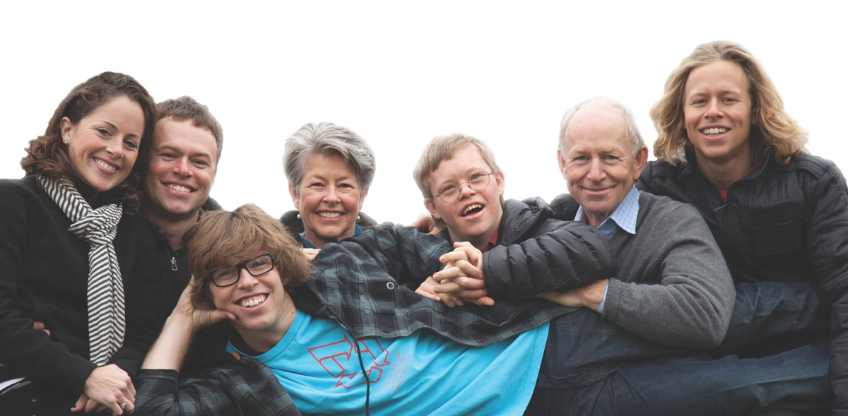 The Pearce Family in 2010